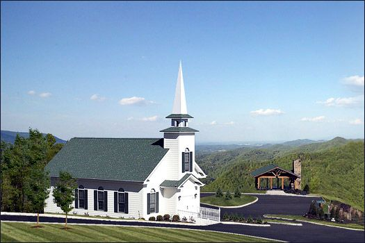 Smoky Mountain Wedding Chapel O The At Preserve Most Beautiful Place To