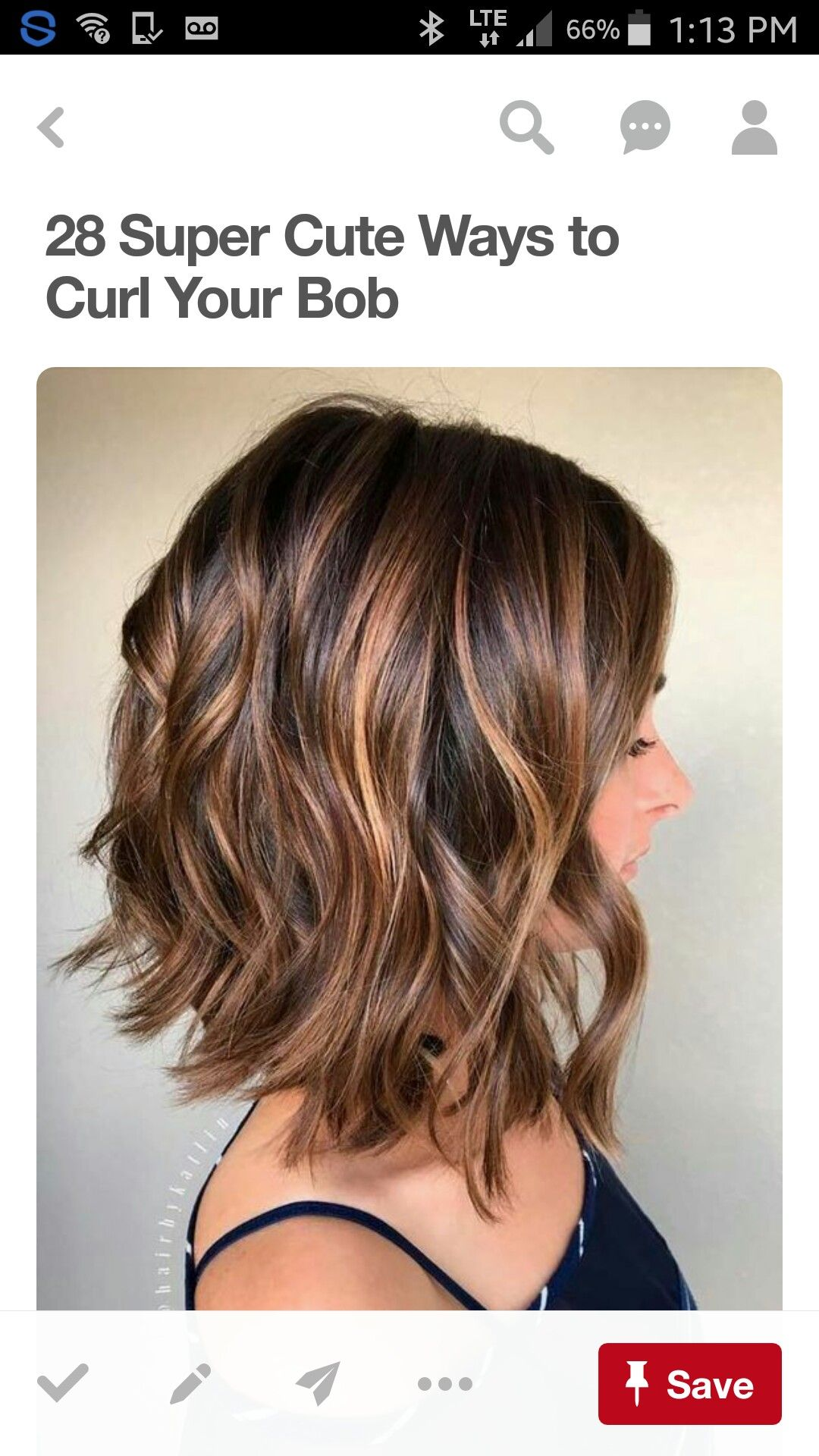 Pin by ilin guerra on hairstyles pinterest hair style haircuts