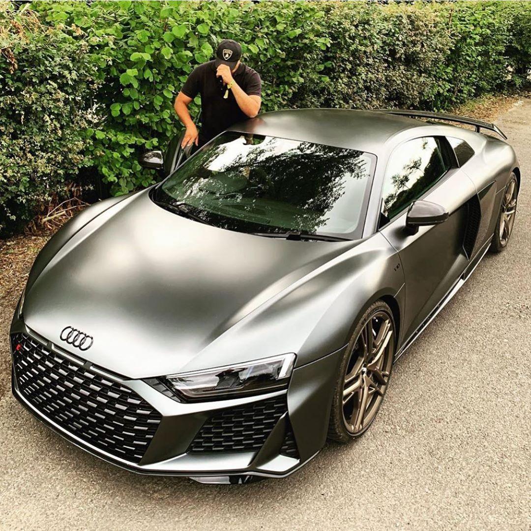 2020 Audi R8 V10 Spyder