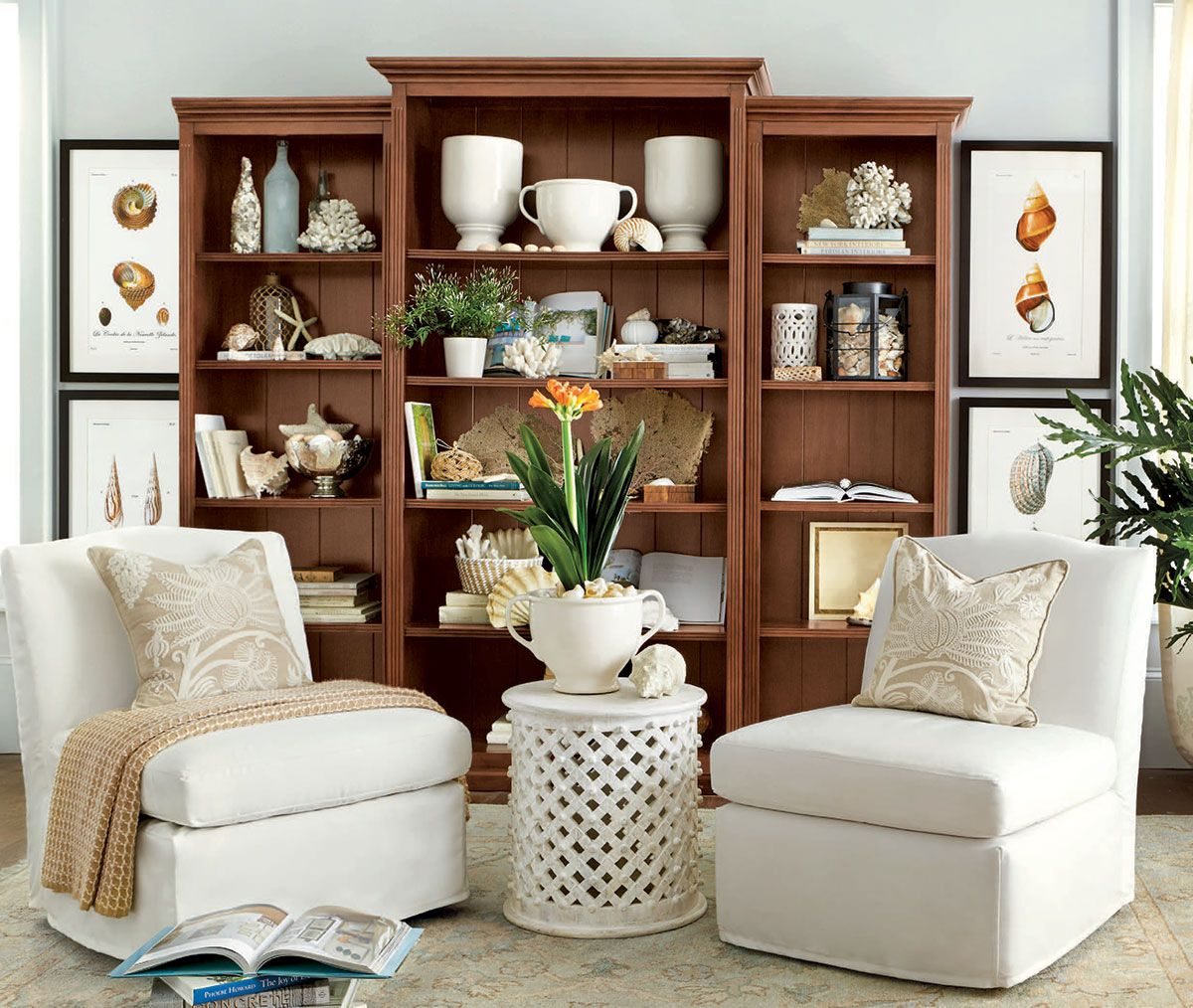 Storage Space Decorating And Organizing Ideas