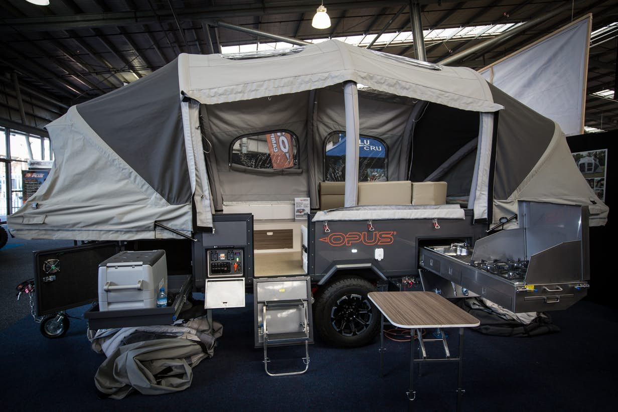 Camping Rough The Best Off Road Campers From The Australian 4x4