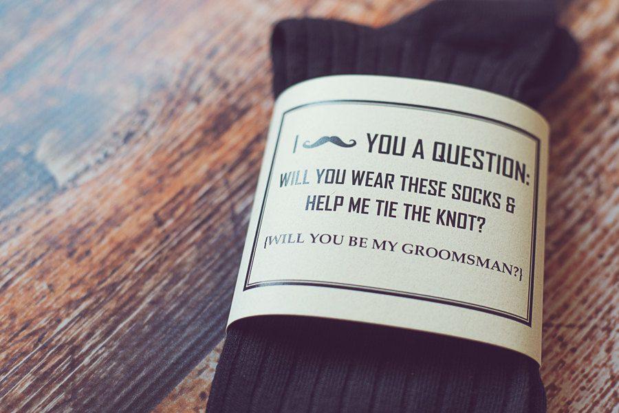 How To Ask Your Groomsmen Be In Wedding Http Aislealwayslove