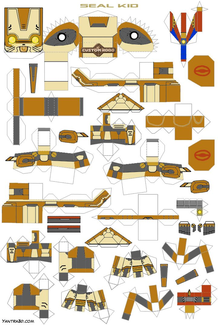 Cute Papercraft Templates  Google Search  Crafts