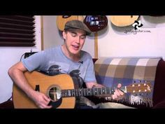 Fast Car Tracy Chapman Easy Beginner Acoustic Guitar Lesson - Tracy chapman fast car guitar