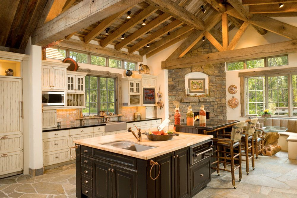 don t avoid rustic kitchen decorations1 kitchens pinterest