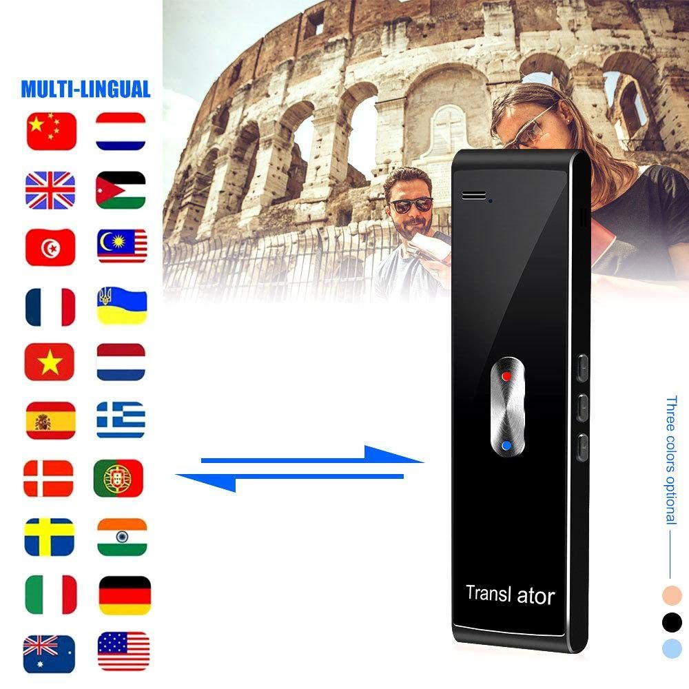 Portable Language Translation Device TwoWay Real Time