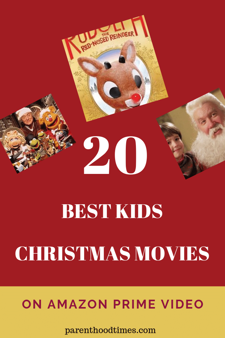 20 Best Kids Christmas Movies on Amazon Prime 2020 Kids