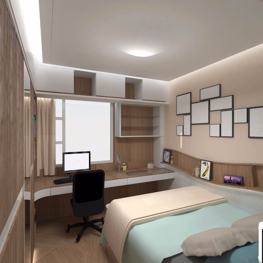 Room Ideas Bedroom Small Residential Interior Design Hong Kong
