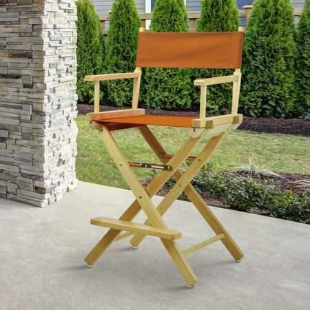 Awe Inspiring Casual Home 24 Directors Chair Natural Frame Mango Canvas Beatyapartments Chair Design Images Beatyapartmentscom
