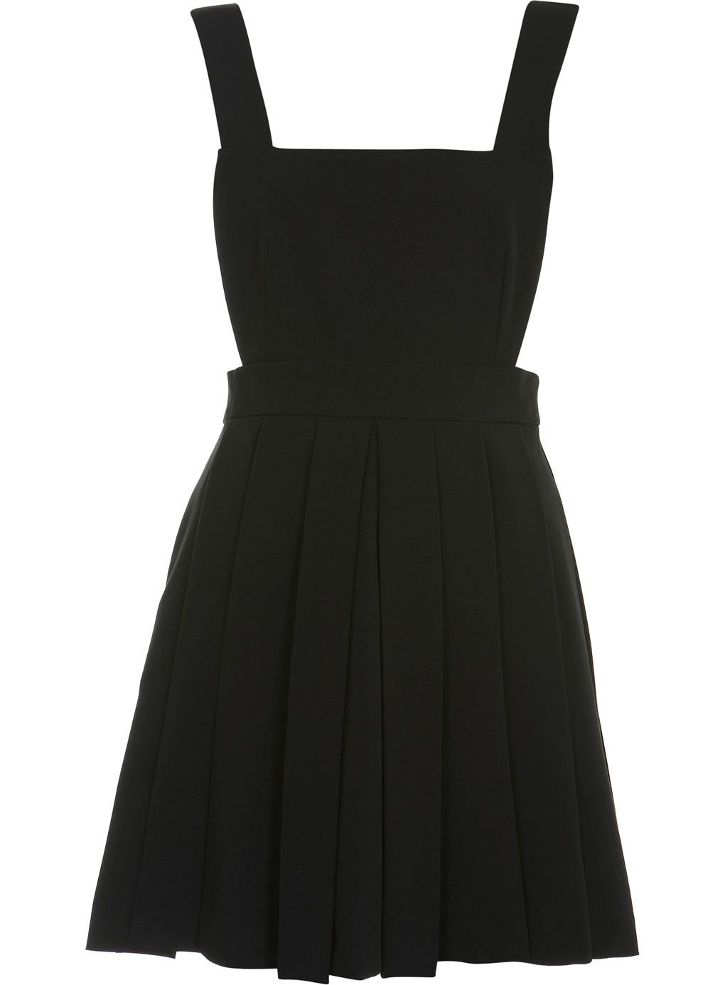 Latest Y-3 Black Pinafore Playsuit For Women Selling Well
