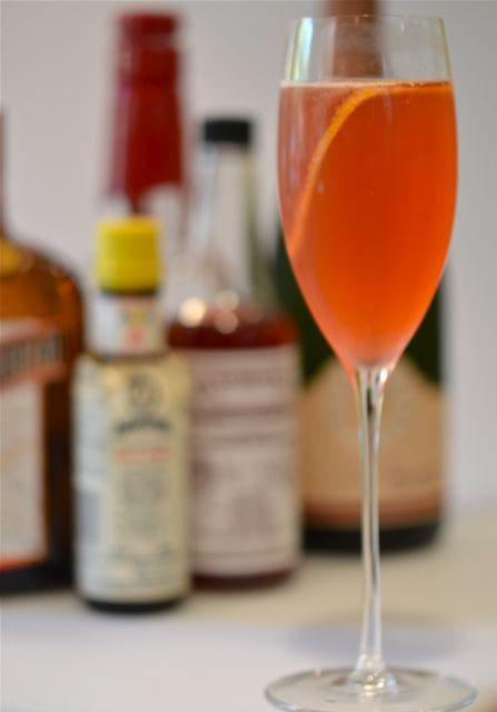 Weekly Cocktail #13: The Seelbach Cocktail
