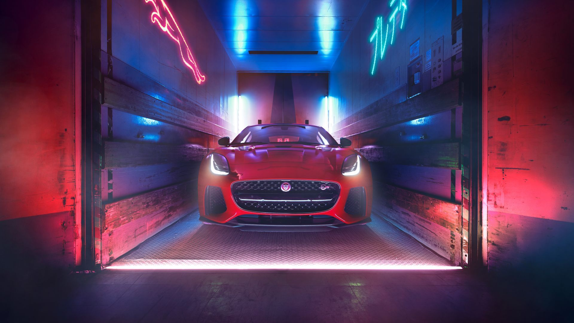 Jaguar F Type 2019 Cars Luxury Cars 4k Horizontal In