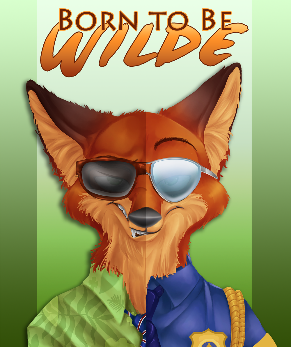 Story: Born to be Wilde - Zootopia News Network
