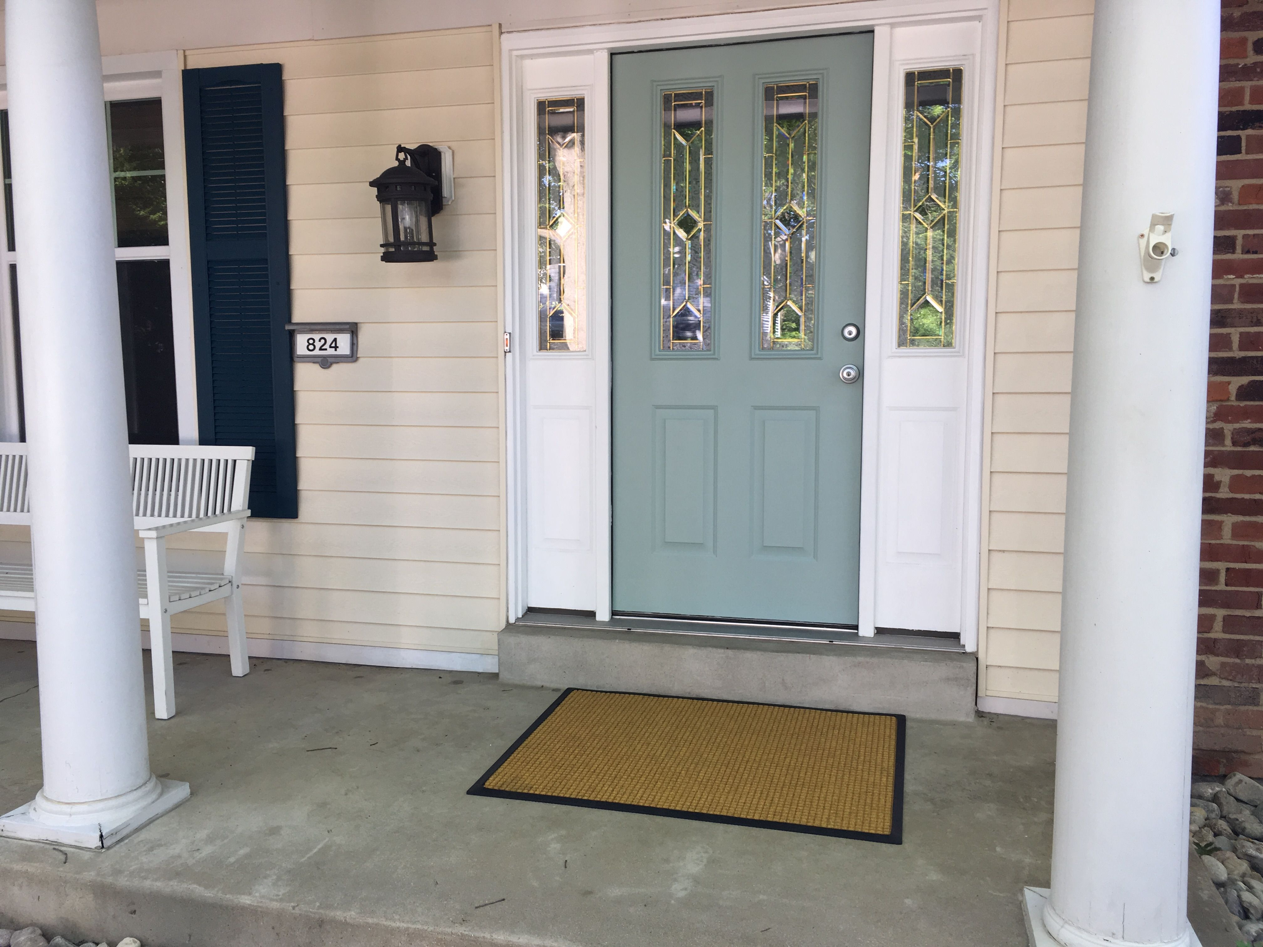 Wythe Blue Sherwin Williams Benjamin Moore Wythe Blue Front Door Colors Robin Egg Blue My