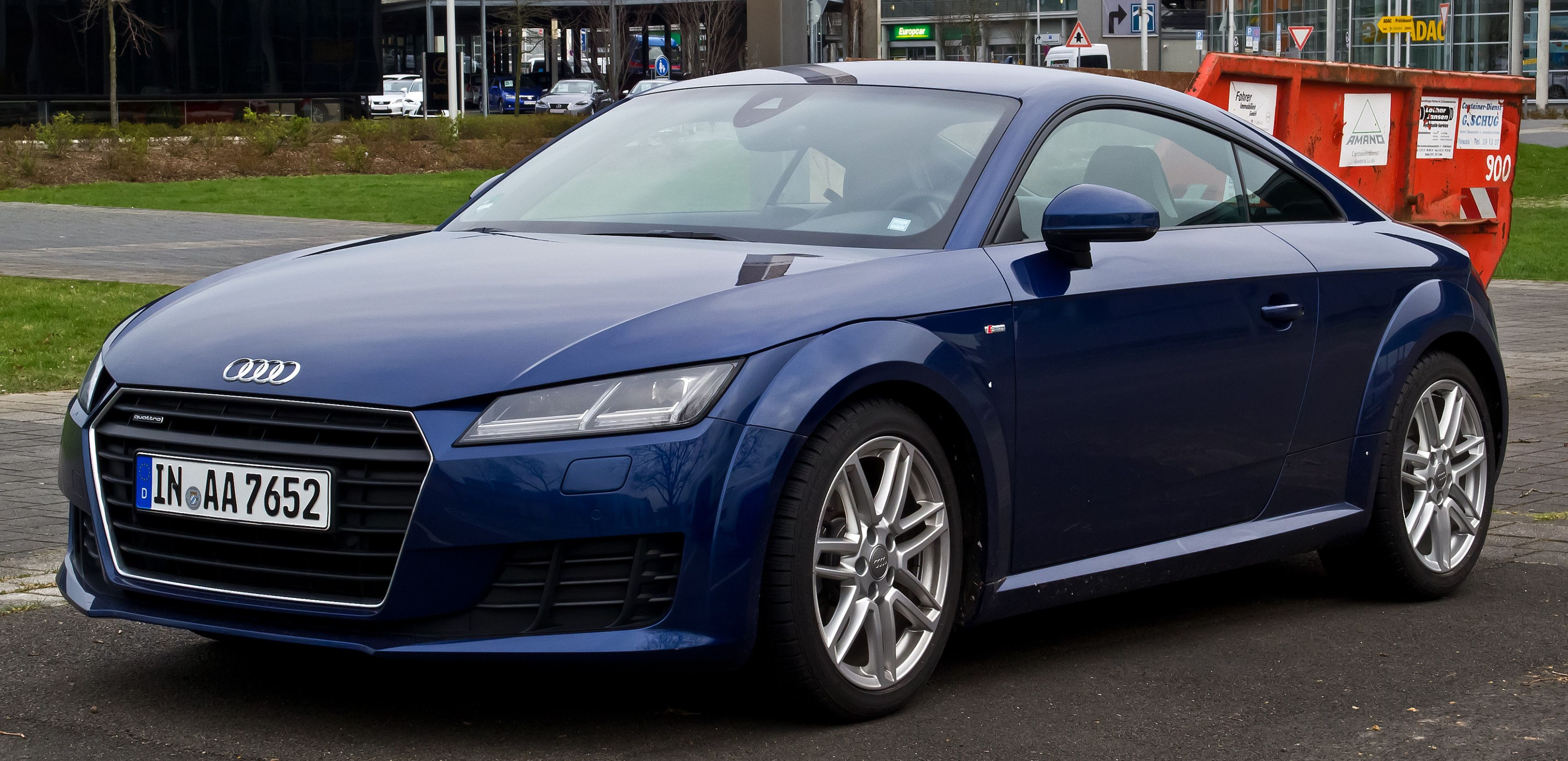 7 Moments That Basically Sum Up Your Used Audi A7 Quattro ...