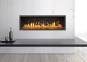 Mezzo 36 Square Fireplace Gas Fireplace Fireplace Fireplace Option
