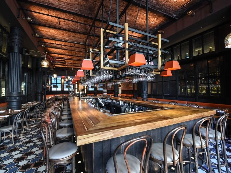 GATO Bobby Flay's Newest in NYC 324 Lafayette Street