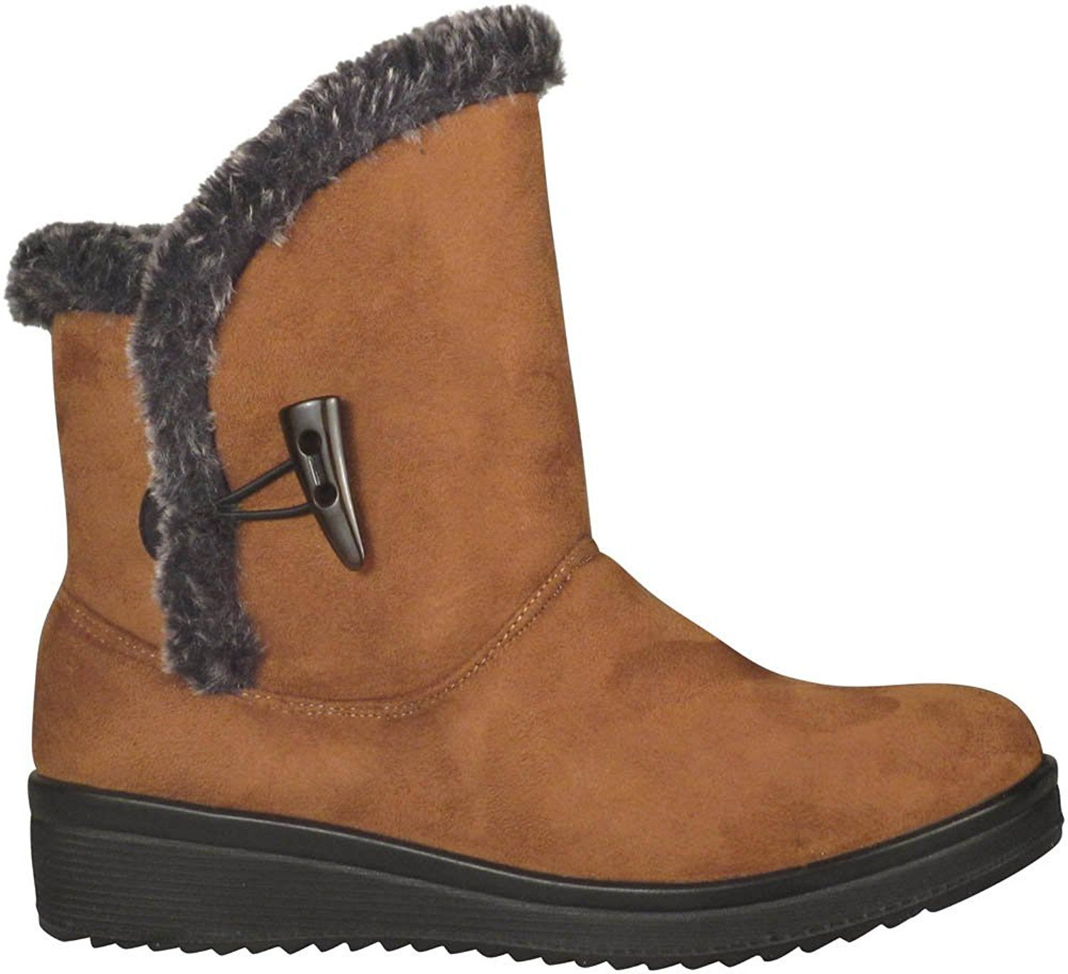 Womens Boots PATRIZIA Quill Camel