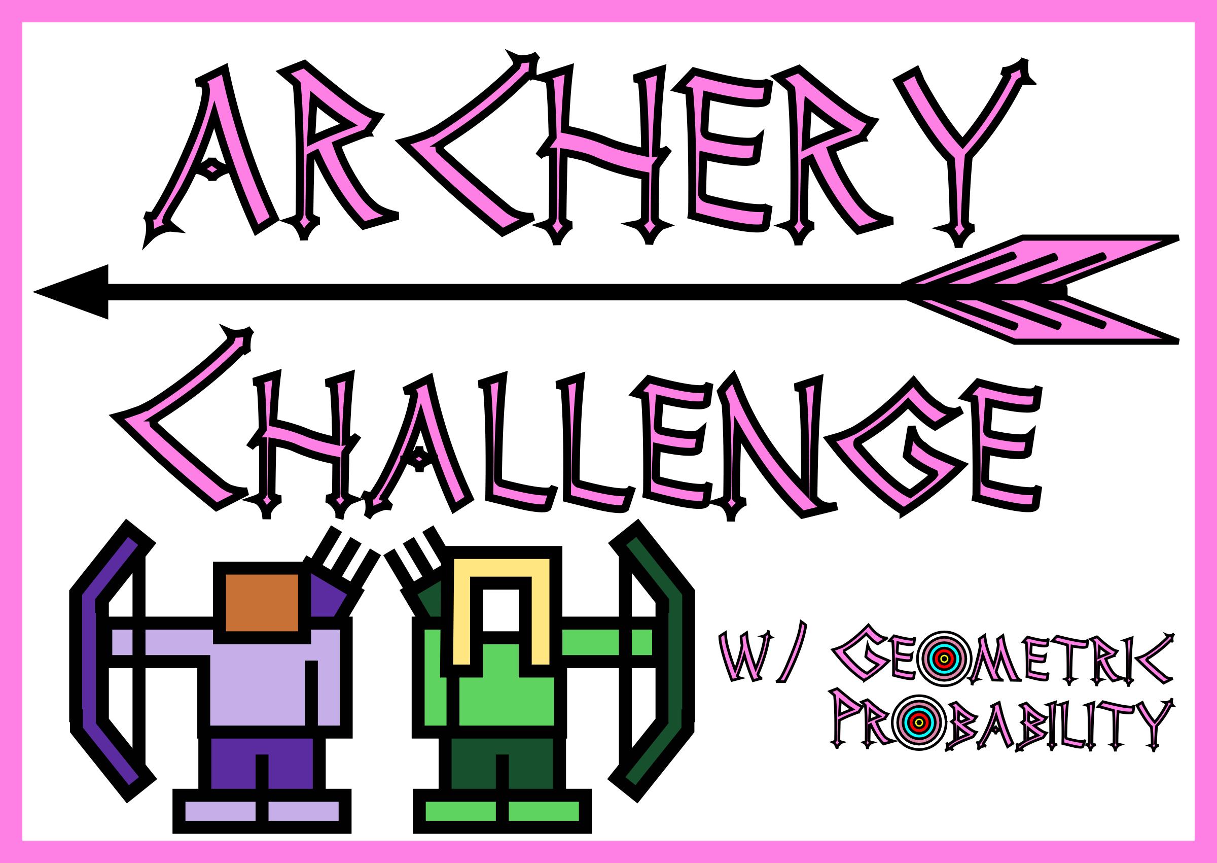 Archery Challenge With Geometric Probability – Geometric Probability Worksheet