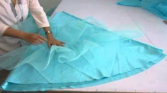 9f6a9bef37 Cómo hacer una falda de alambre - YouTube