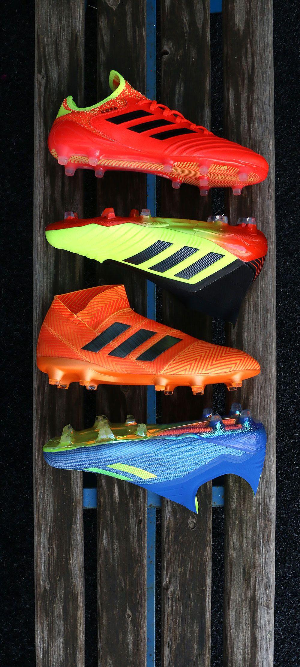7289abea248 Puedes comprar las botas de fútbol adidas que mejor encajen con tu estilo  en futbolmania,