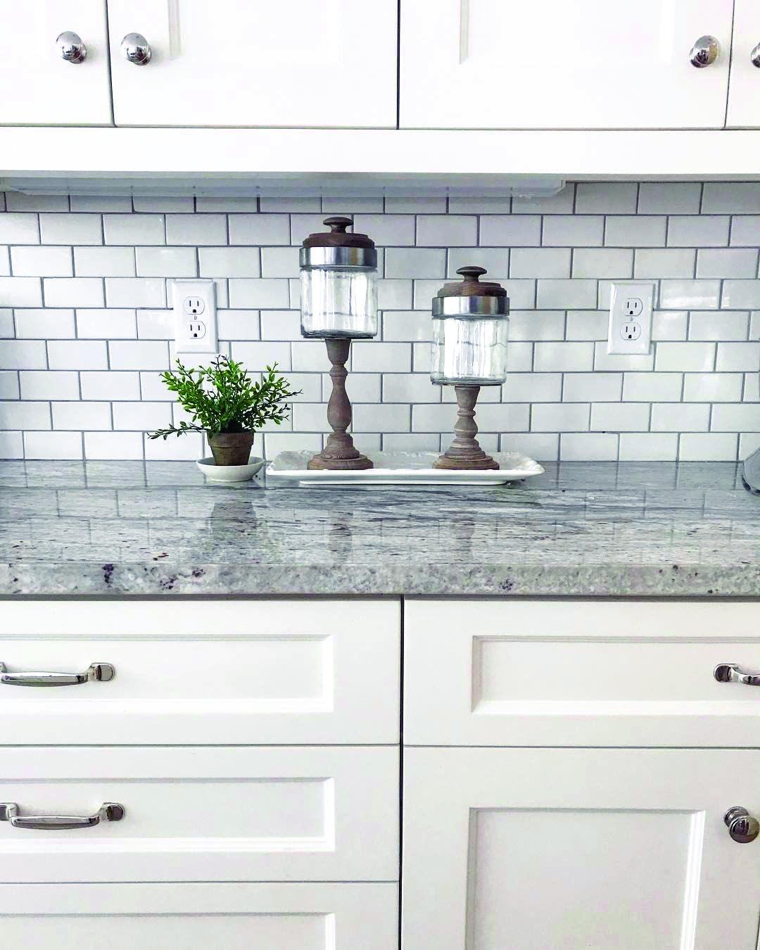 Granite Colors For White Kitchen Cabinets: White Colors Of Stone Countertops