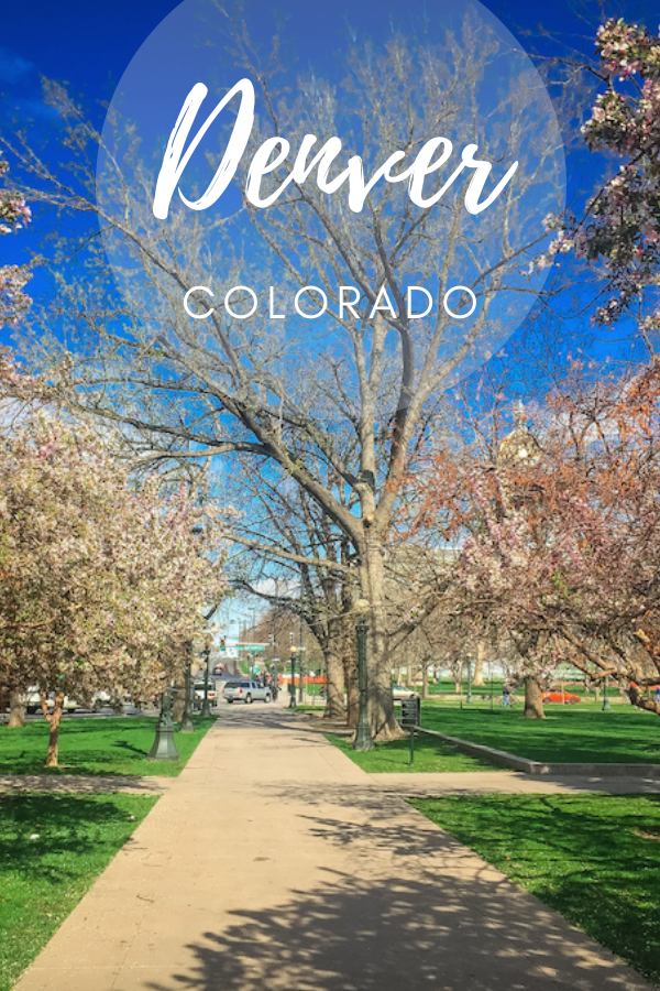 Denver Walking Tour How To Make The Most Of 24 Hours In 2020 Mexico Travel Destinations North America Travel Destinations Colorado Travel
