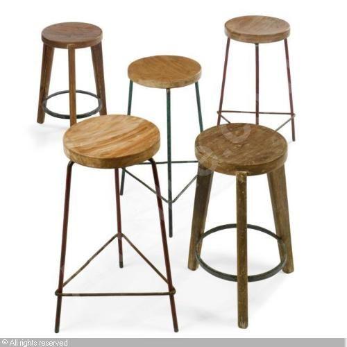 Studio Of Jeanneret Pierre Stools Furniture Stool
