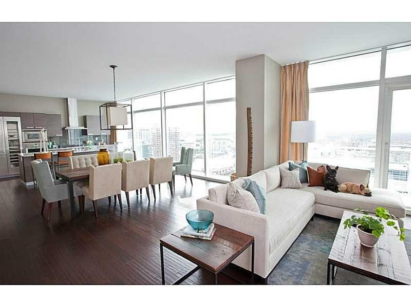 Atlanta Luxury Condo Architecture | Atlanta Real Estate