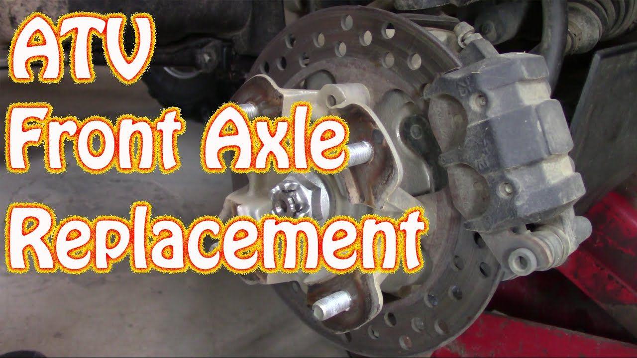 Pin on ATV Maintenance & Repair