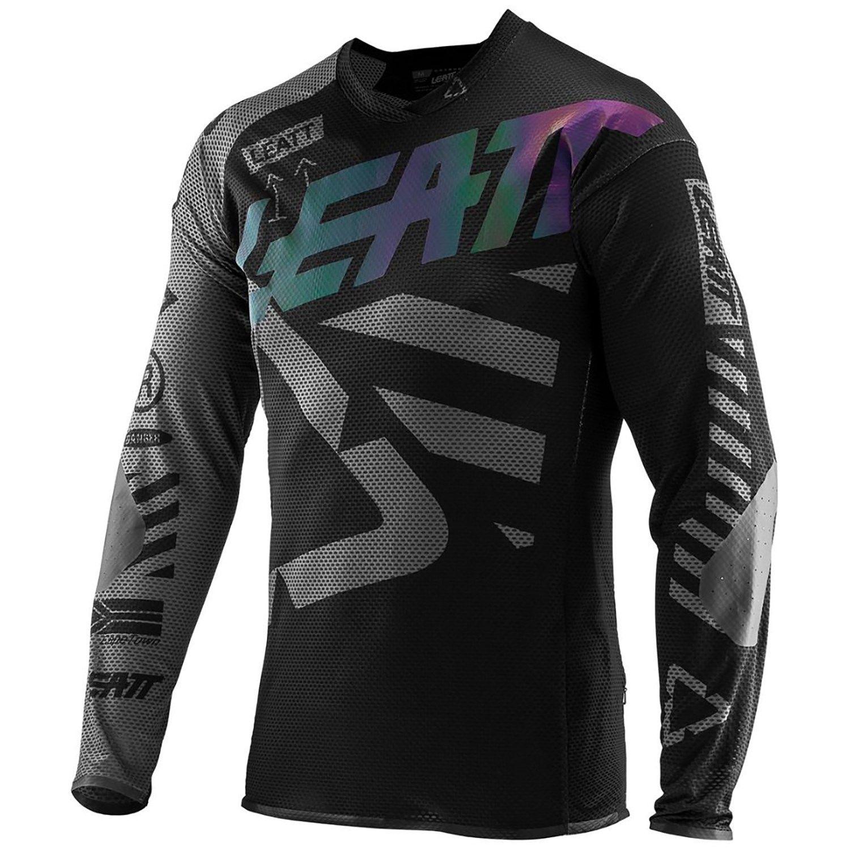 Leatt DBX 4.0 UltraWeld Jersey 2019 2XLarge in Black in