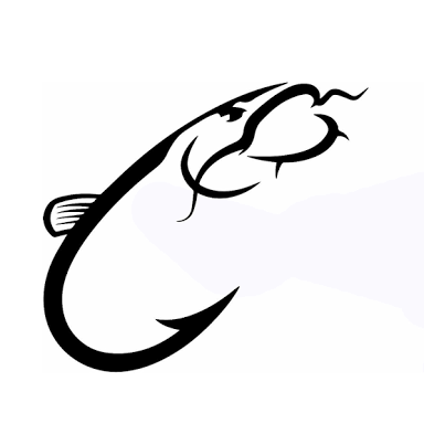 This Going To Be My Newest Tattoo May Put Catfish Hunter In The Middle Of The Hook And Add A Fin On The Back O Hook Tattoos Catfish Tattoo Fishing Hook