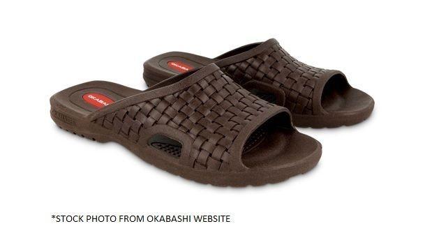 Okabashi Sandals Men/'s Torino