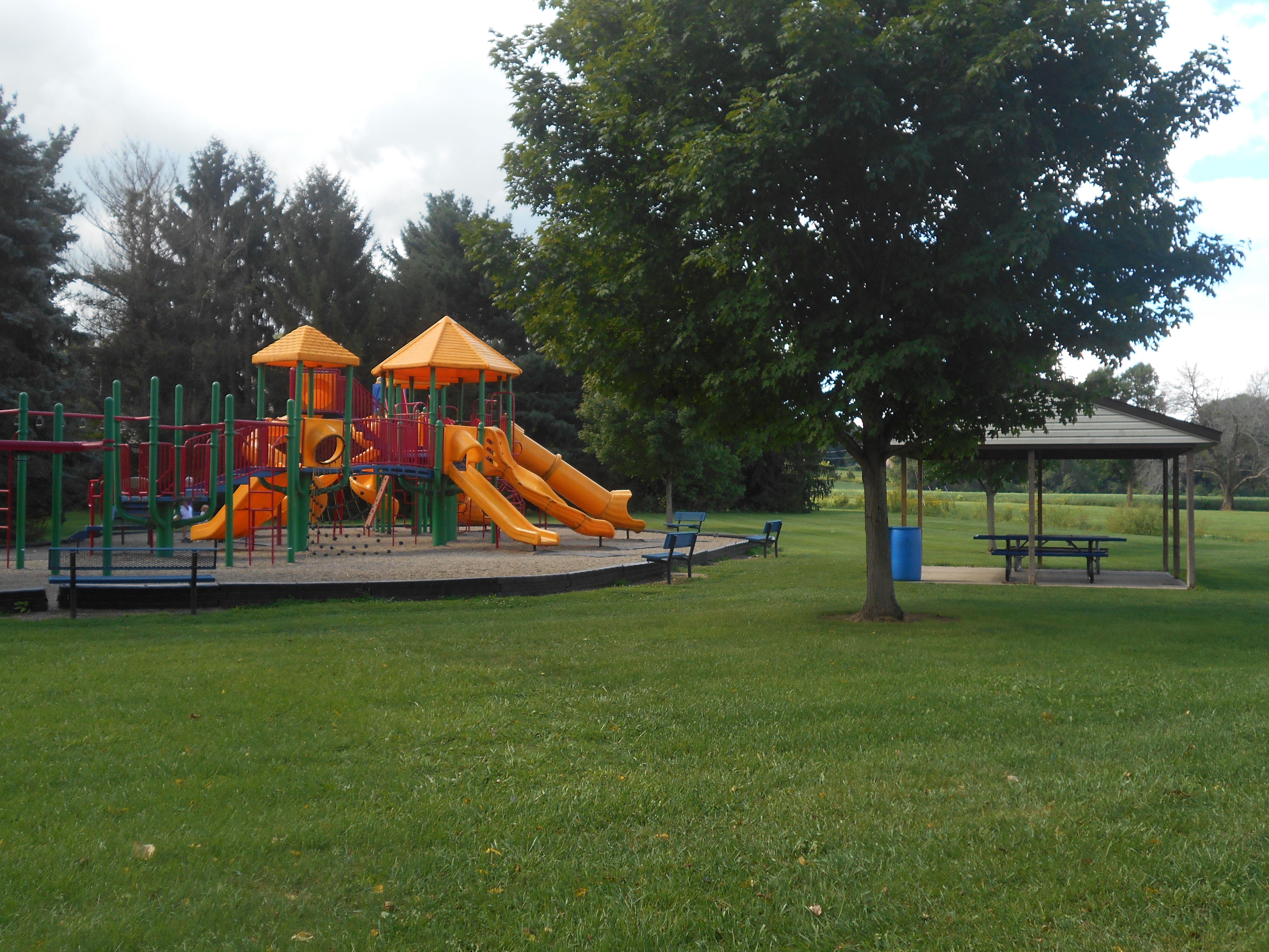 Bicentennial Park Lexington Ohio A Playground For Big Kids