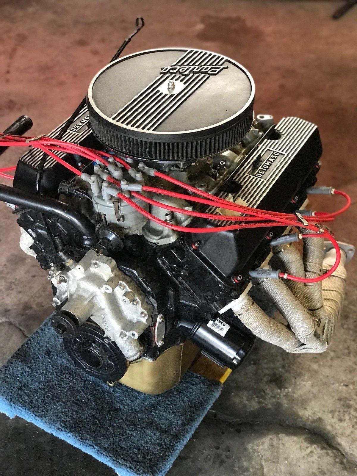 Details about Ford 351 Cleveland 4V Complete Engine - 4 BOLT