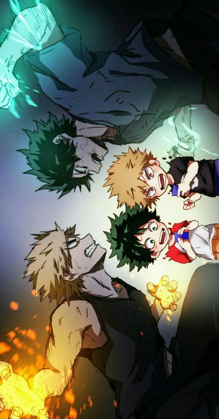 all the ODD &/or KINKY MHA Pictures I FIND. - CHILDREN!!