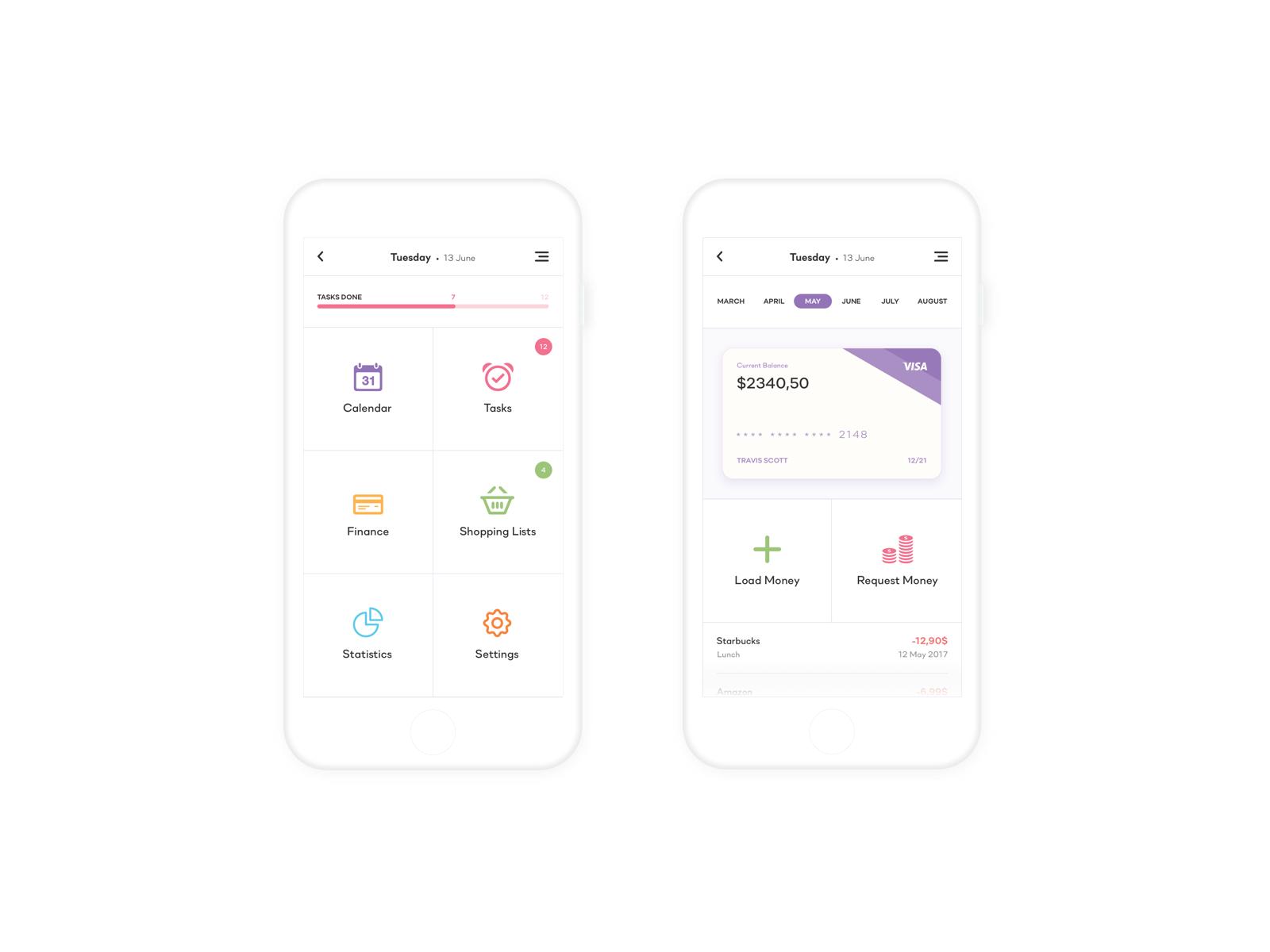 Iphone template copy 2 | UI/UX | Pinterest | User interface design ...