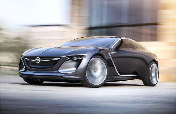 2013 Opel Monza Concept ‹ AutoNews – Cars, tuning, news, premieres. Specifications, photos, description