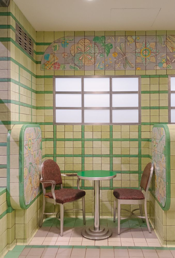 The 1930s Ice Cream Parlor Tucked Away in Cincinnati's Union Terminal | Thought & Sight