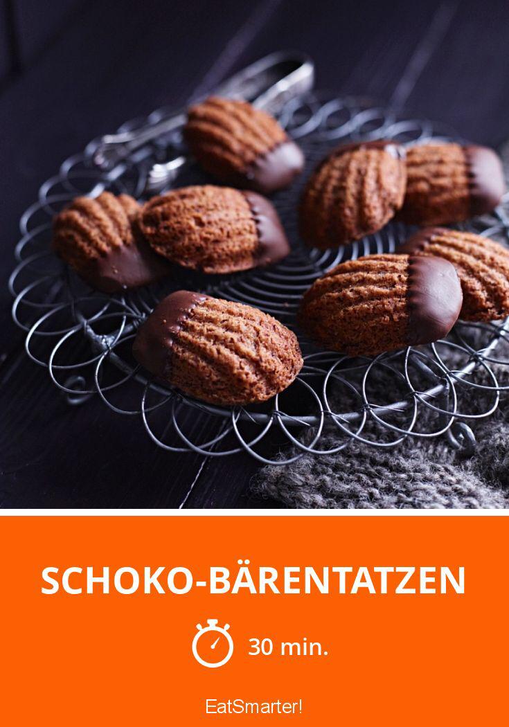 Schoko-Bärentatzen