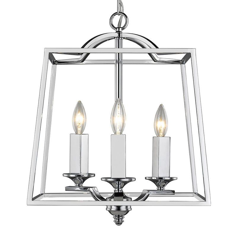 half off 8d8ac 631b6 Athena 3-Light Pendant in Chrome | Products | Pendant ...