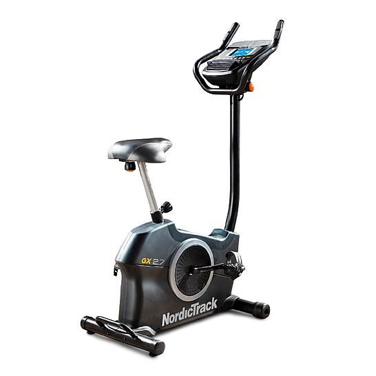 Sears Nordictrack Gx 2 7 Upright Cycle 279 99 Save 44 Sears