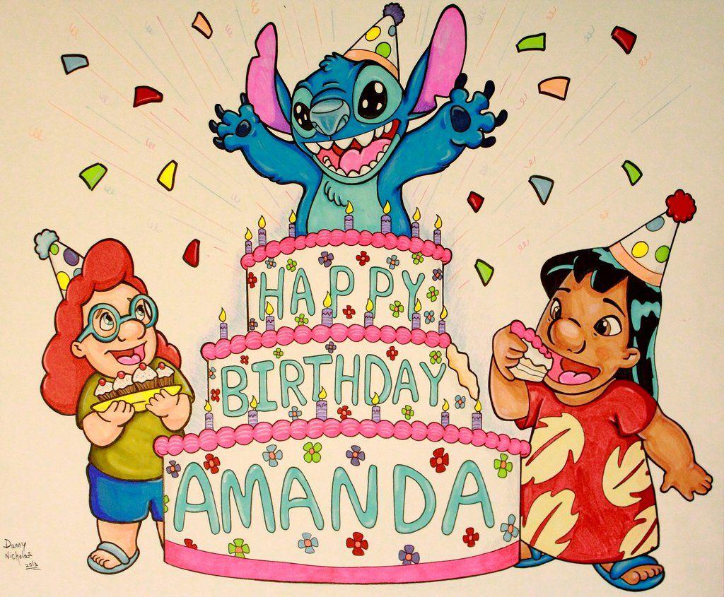 Happy Birthday Gift By Dannynicholas Deviantart Com On Deviantart