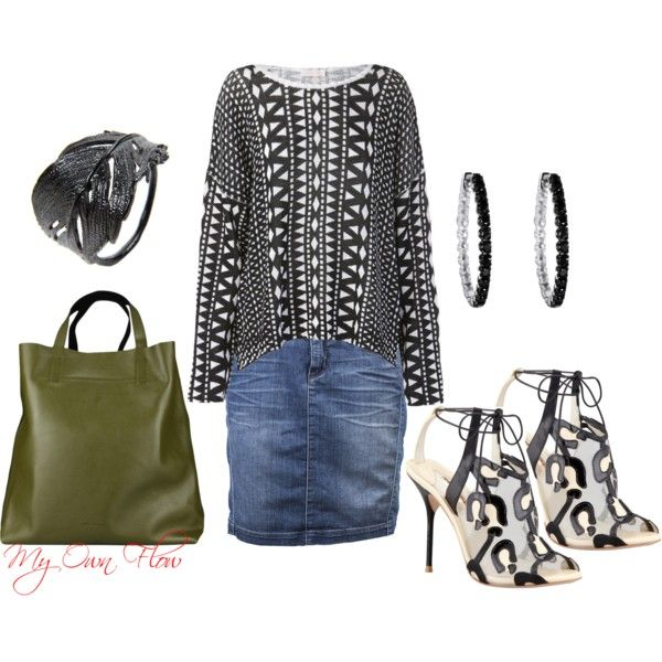 """DAY OUT"" by myownflow on Polyvore"