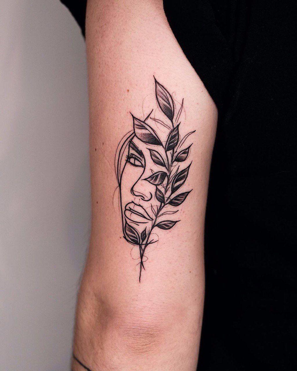 Dragonhawk Hand Poke and Stick Tattoo Kit, DIY Tattoo Supply Ink Tattoo Needles Set DD-SZ