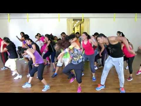 "Zumba® with ZES™ Sucheta Pal -Song ""Hey Mama"" Love the energy of the students! For official instructor trainings, events, master classes email management@suc..."