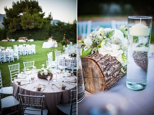 Rustic garden wedding ideas with rosemary | Weddings | Pinterest ...