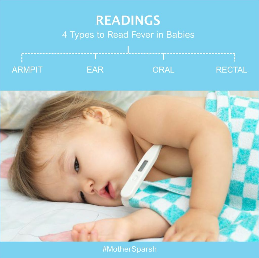 You Can Check Your Baby Temperature By 4 Different Ways Such As Armpit Ear Oral And Rectal But Rectal Readings Are Co Baby Temperature Baby Care Tips Rectal