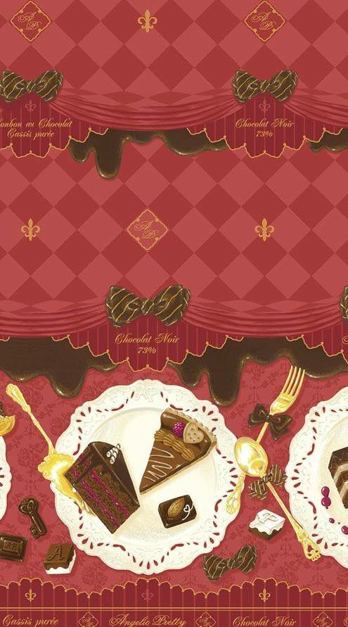Pin by on walls for iphone pinterest wallpaper cute wallpapers smartphone hintergrund wonderland phones backgrounds chocolate factory phone backdrops voltagebd Images