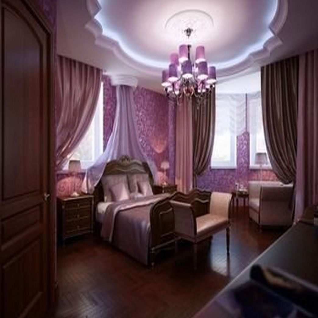 Beautiful Purple Master Bedroom Check More At Maliceauxmerveilles
